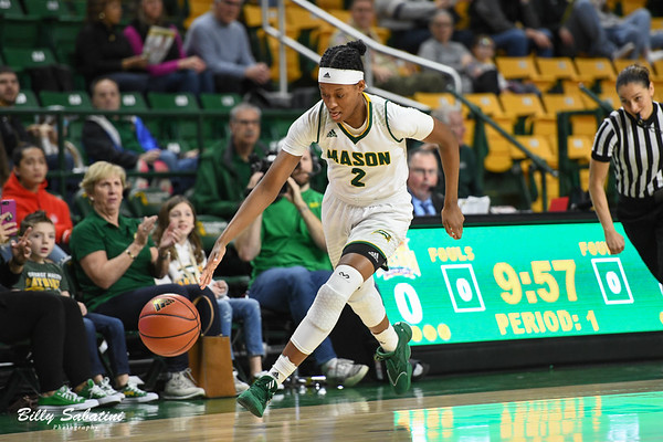 George Mason vs. GW - January 4, 2020