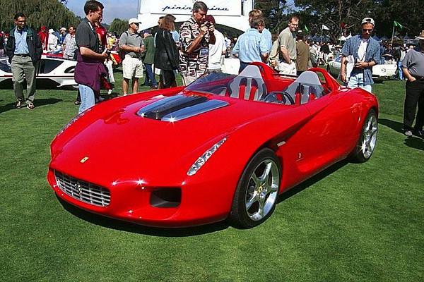 """Ferrari / Pininfarina """"Rossa"""" concept"""