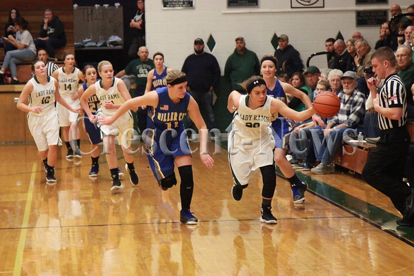 11-20-15 Sports Miller City @ Tinora GBB