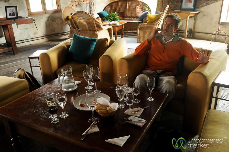 Wine Tasting and Snacks - Juanico Winery, Uruguay