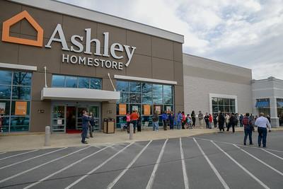 Ashley Homestore Grand Opening