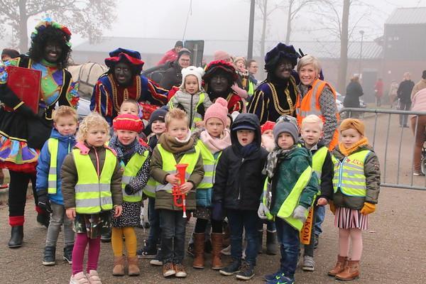 20191205 Aankomst Sinterklaas GBS De Kleine Wereld