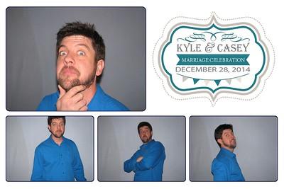 12-28 Kyle & Casey Wedding Celebration