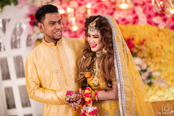 Fahad & Sarjana Holud
