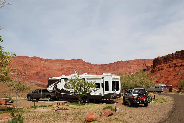 Lee's Ferry Campground