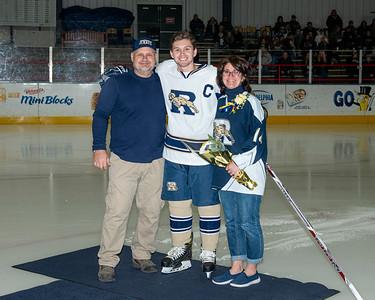2020 Ringgold Hockey Senior Night