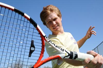 Chaz Hansen Vermilion tennis