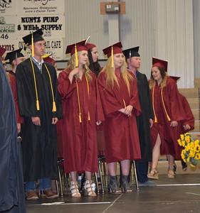 Merino High School Commencement 2018