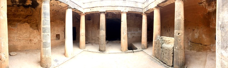 Paphos, Tomb of the Kings
