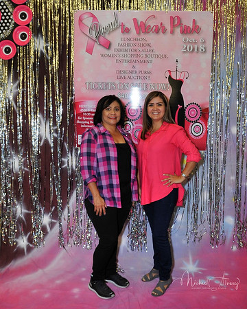 Proud 2 Wear Pink Expo