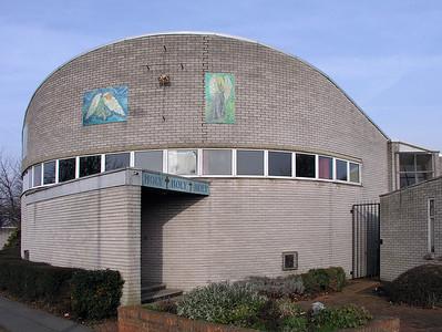 Church of the Holy Family, Ecumenical,  Cuddesdon Way, Blackbird Leys, Oxford, OX4 6JH