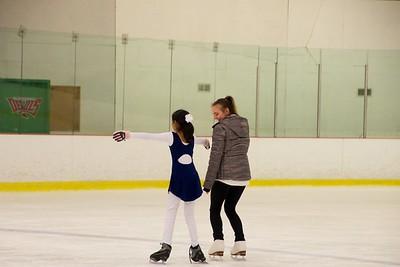 Figure Skating on Saturday