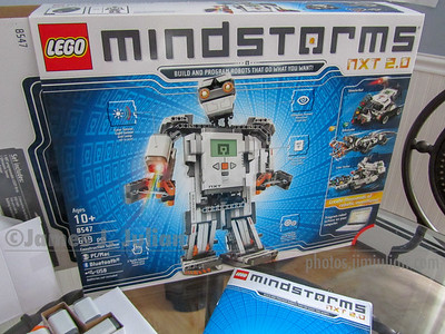 Lego Mindstorms First Builds