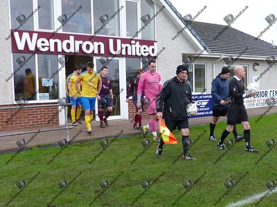 Wendron (Away)