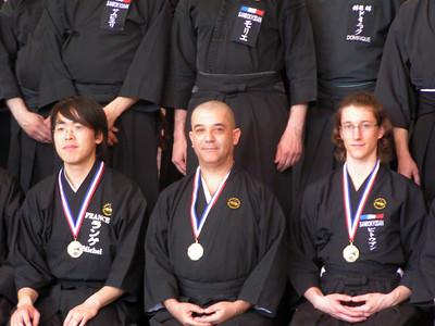 championnat de France d'iaïdo 2006