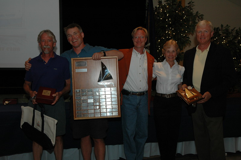 Championship Division 3rd place awarded the George L. Fisher Trophy 54/5622 Ryan Malmgren/Kris Smith