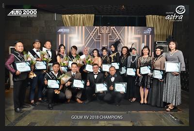 190502 | Asuransi Astra GOLW XV 2018 Champions