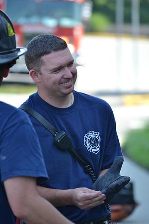 Hackensack, NJ Retired Lieutenant Timmy Rice