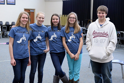 Kenston Invitational Science Olympiad (1/17/15)