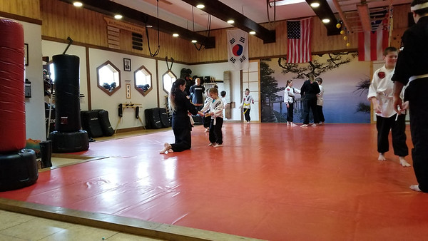 2018 PD Youth Hapkido