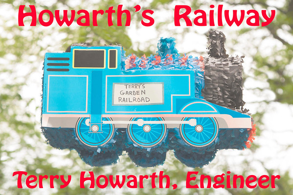 Terry Howarth's Trains