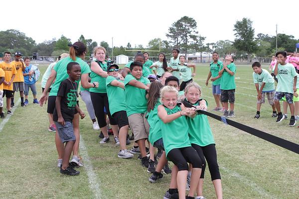 Suwannee Intermediate School - 5th Grade - Field Day 2017