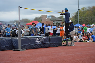 Boys and Girls High Jump
