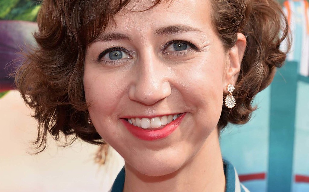 . Comedian and actress Kristen Schaal � of �The Daily Show with Jon Stewart,� �The Last Man on Earth� and �Flight of the Conchords� � is 39. (Getty Images: Alberto E. Rodriguez)