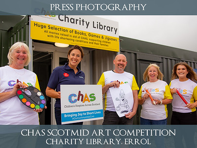 CHAS Scotmid Art Competition - Press Photography