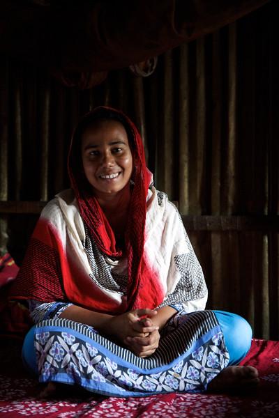 Farzana Akther Moni.(24) SDP