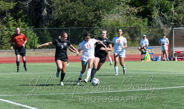160902 SWOCC Women Soccer vs Pierce CC
