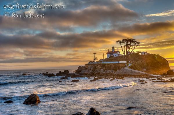 Lighthouses - California