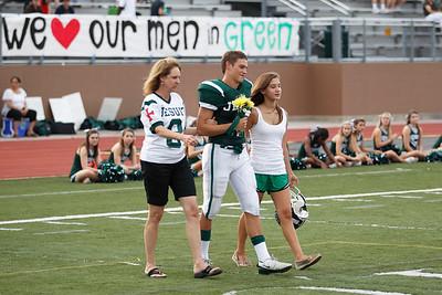 SJ Football 2010 Seniors