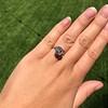 3.30ct Vintage Asscher Cit Diamond GIA J VS1 20