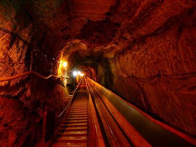 Old salt mine december 2011 Bochnia