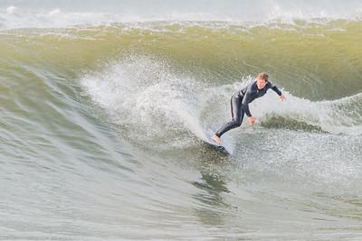 Cliff Skudin Surfing Lido 9-15-20