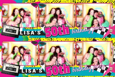 Lisa's 50th