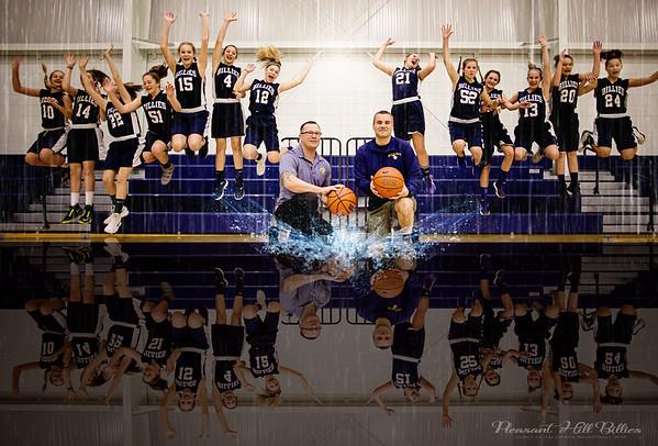 PH Billies Girls 8th Grade