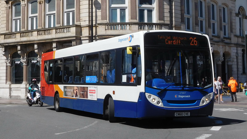27687 - CN60CVE - Cardiff (St. Mary St)