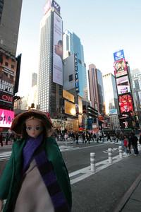 Angélique à New York