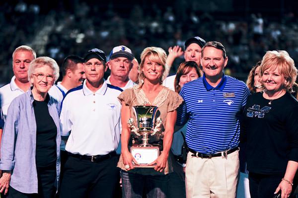Lone Star Cup Award