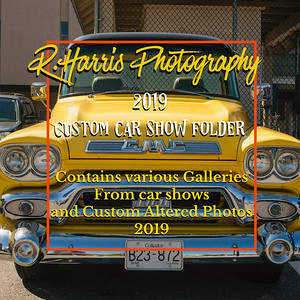 2019-Custom Car Show Photo Gallery/Tim Hortons & Others