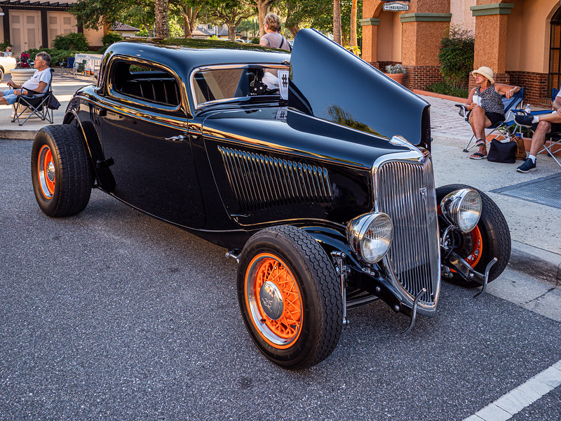 The Villages Spanish Springs Street Rod Drive In 05-18-2019