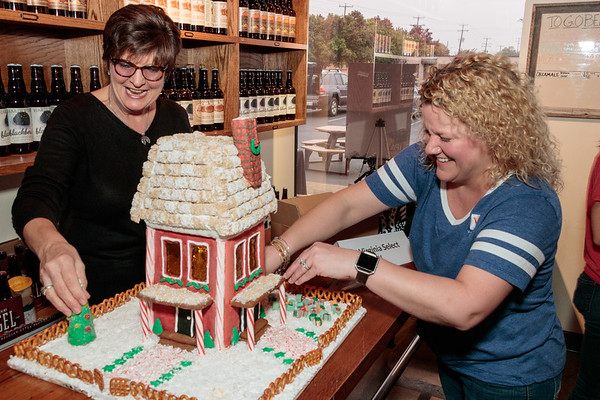 Gingerbread House Challenge Let's Get Started