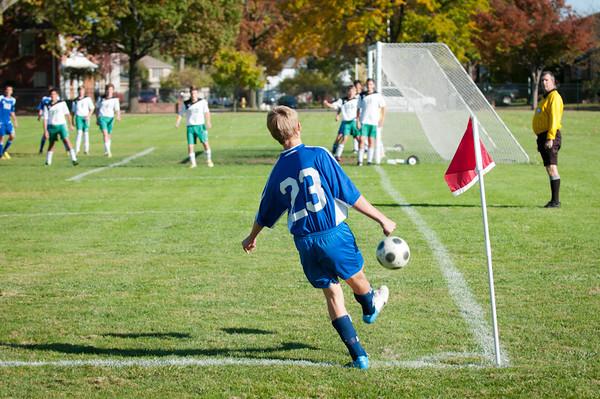 Freshman game @ Grosse Pointe North