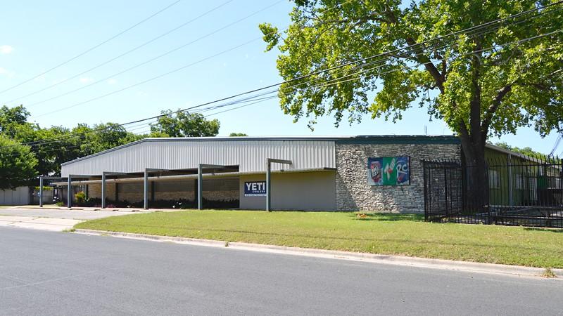 East Austin Warehouse