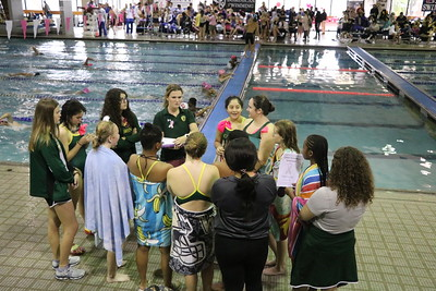Cancer Awareness Swim Meet