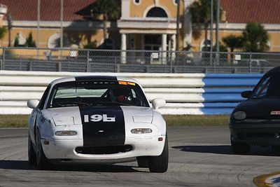No-0334 The SCCA Central Florida Region Turkey Trot Regionals at Sebring International Raceway on November 29-30 2003