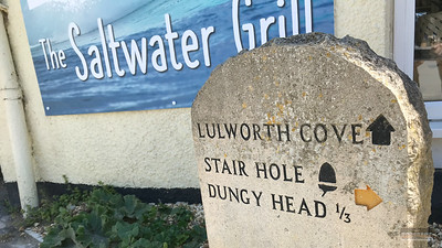 THOGS Lulworth Cove, 27 May 2021