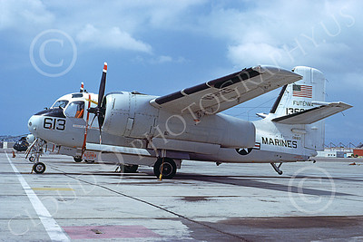 US Marine Corps Grumman S-2 Tracker Military Airplane Pictures